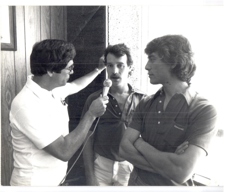 1979 Keith meets Richard Lovell and forms the California Superbike School